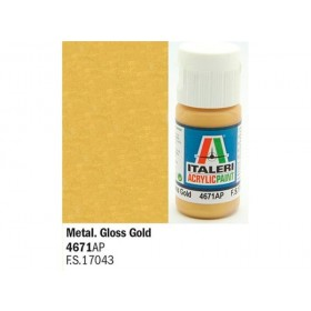 Metal Gloss Gold