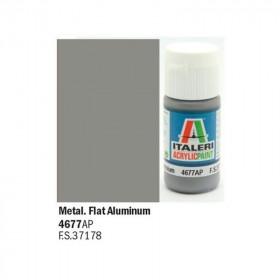 Metal Flat Aluminum