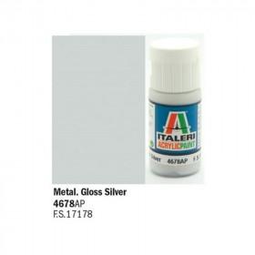 Metal Gloss Silver