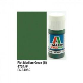 Flat Medium Green