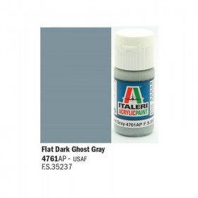 Flat Dark Ghost Gray