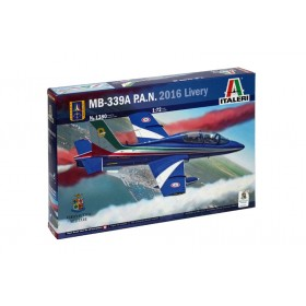 MB-339A P.A.N 2016 Livery