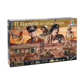 El Alamein War - Battle Set