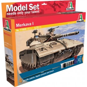 Merkava Israeli Tank