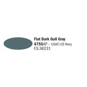 Flat Dark Gull Gray