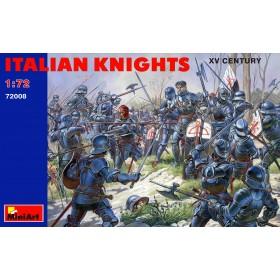 Italian knights - XV Century by MiniArt