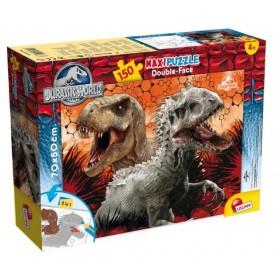 Jurassic World puzzle Lisciani