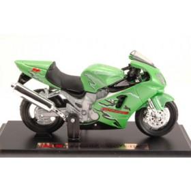 Kawasaki Ninja Zx-12R Green by Maisto