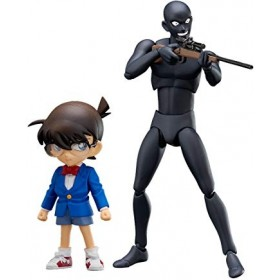 figFIX Edogawa Conan & figma Criminal by Freeing