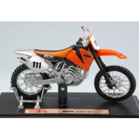 Ktm 520 SX Motocross by Maisto