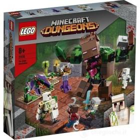 Novita Giugno 2021 Lego Minecraft 21176 – L'Abominio della giungla