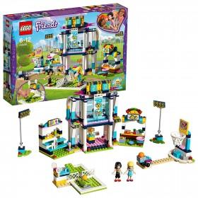 Lego Freinds L'arena sportiva di Stephanie Nwe 01-2018