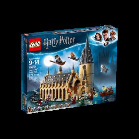 Harry Potter La sala grande di Hogwarts