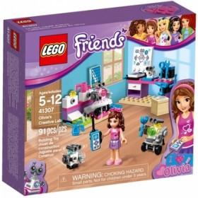 Lego Laboratorio di Olivia 41307