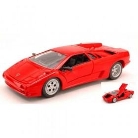 Lamborghini Diablo 1990 Red by Maisto
