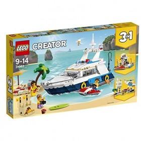 Lego Creator Avventure in mare