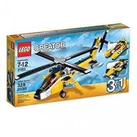 Lego Creator Elicottero 3 in 1