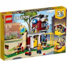 Skate House Modulare Lego Creator