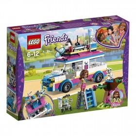 Lego Friends Veicolo della missione di Olivia