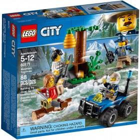 Lego City Fuga in montagna