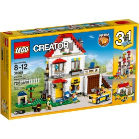Family Villa Lego Creator