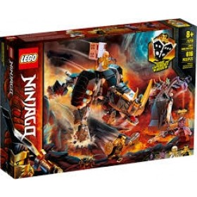 Lego Ninjago Zane's Mino Creature
