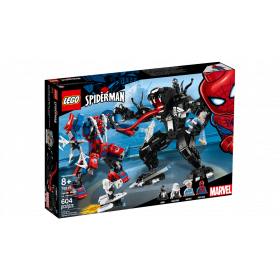 Lego Spiderman VS Venom