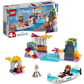 Lego Disney 41165 Spedizione sulla canoa di Anna