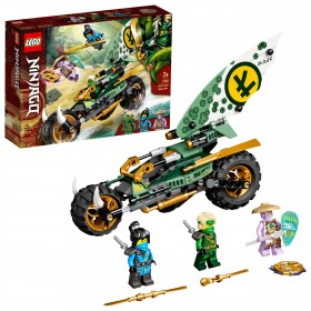 Lego 71745 – Moto della Giungla di Lloyd Novità Marzo 2021