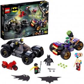All'inseguimento del tre-ruote di Joker Lego 76159