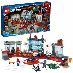 Lego 76175 – Attacco al Covo del Ragno Novità Marzo 2021
