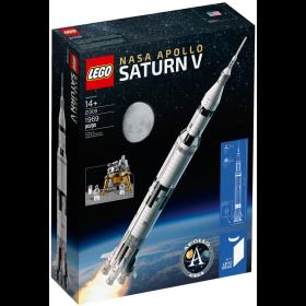 Lego Ideas Nasa Apollo 11 Saturn V