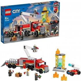 Lego City 60282 – Unità di Comando antincendio Novità Gennaio 2021