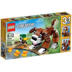 Animanli al parco Lego Creator