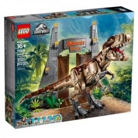 Jurassik Parl T-Rex Lego