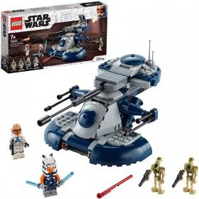 Lego Star Wars TM Armored Assault Tank  Giocattolo Ahsoka Tano e Il Suo Clone Trooper