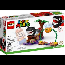 Lego Super Mario 71381 Incontro nella giungla di Categnaccio - Pack di espansione