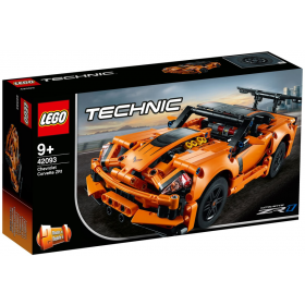 LEGO TECHNIC CORVETTE ZR1 Super Car NEW 01-2019