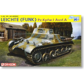 Leichte (Funk) Pz.Kpfw.I Ausf.A