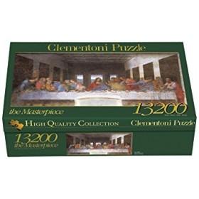 Leonardo da Vinci Cenacolo puzzle