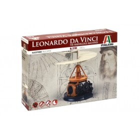 Helicopter Leonardo da Vinci Italeri