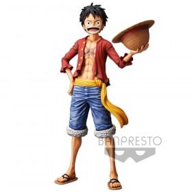 One Piece Grandista Nero Figure Monkey D. Luffy