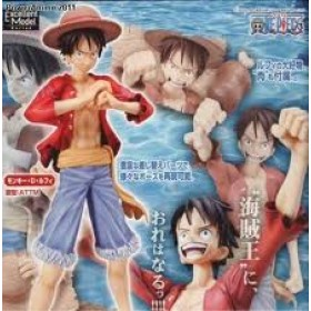 One Piece Pop Sailing Again Luffy Statue