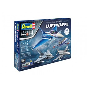 Gift set 60th German Luftwaffen Revell