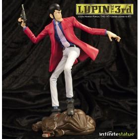 Lupin III Lupin statue