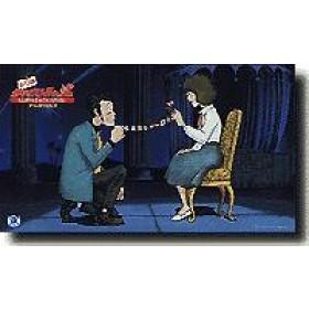 Plastic-kit Lupin III & Clarisse