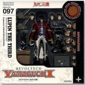 Revoltech Lupin the 3rd