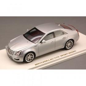 Cadillac Cts Sport Sedan-Radian 2011 Silver Metallic 1:43