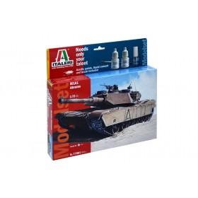 M 1 Abrams model set