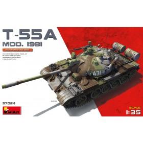 T-55A Mod. 1981